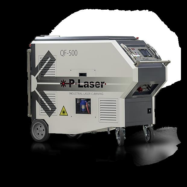 p-laser industrial laser cleaning | p-laser